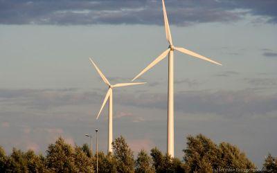 Flevoland windmolens 2006